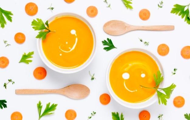 Cháo cà rốt, khoai tây trị táo bón cho trẻ hiệu quả
