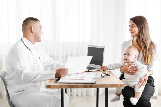 Những đặc điểm của hệ tiêu hóa ở trẻ em dưới 1 tuổi