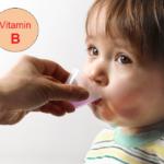 Trẻ táo bón có nên bổ sung vitamin B?