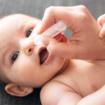 Những lưu ý khi dùng thuốc nhỏ mũi cho trẻ
